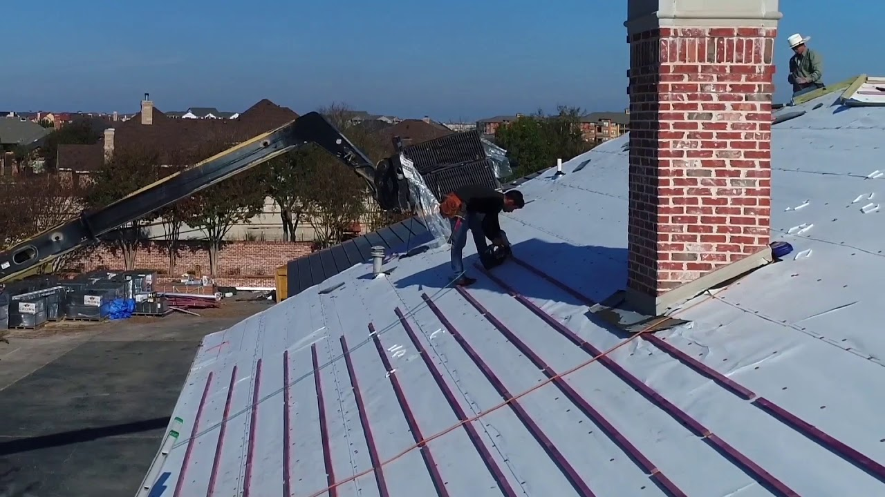 Full Commercial Roof Systems