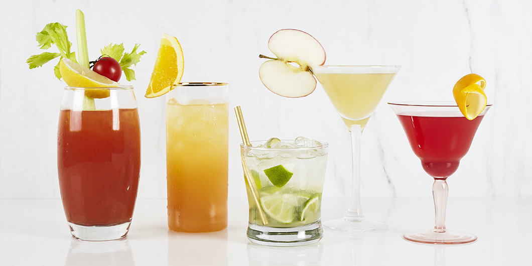 Vodka Cocktails You Can Make In Minutes